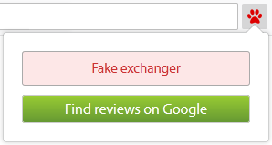 Flafi: the site is on the list of scammers
